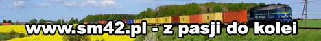 SM42.pl - Portal fotograficzny fanów kolei