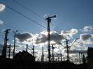 Semafory i chmury...